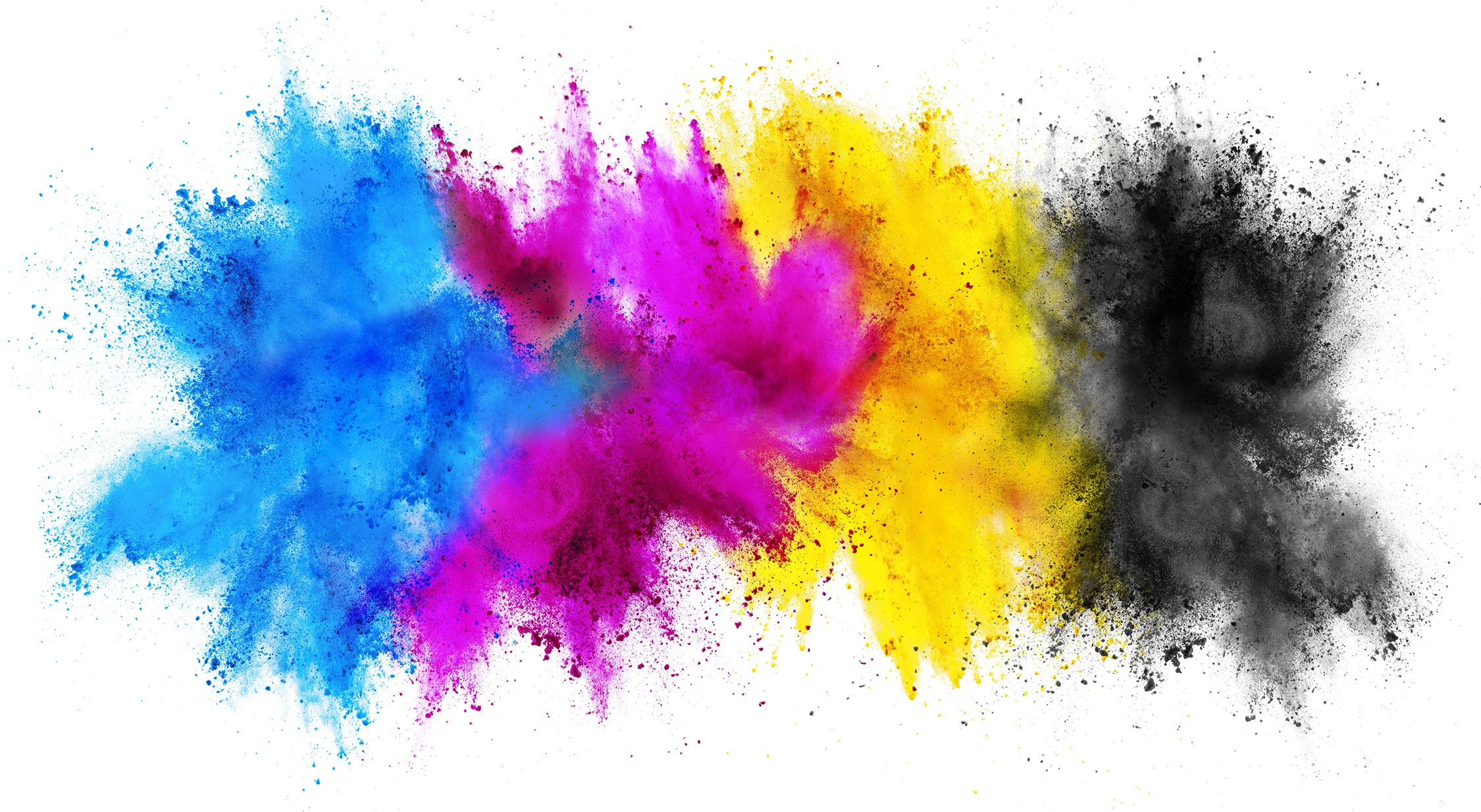 XChange CMYK Color Splash